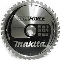 Пильный диск для дерева makforce 185x15,88 40z Makita