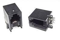 Гнездо 4P4C (KLS12-123-4P4С-W/O-1-01)