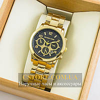Часы Michael Kors gold black (06478)
