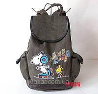 Рюкзак стильный с принтом, фото 1