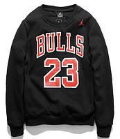 Свитшот мужской спортивный Bulls 23  | Кофта