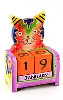 Настольный календарь Котик муркотик