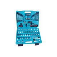 Набор инструментов Makita 92 элементов MP-46470