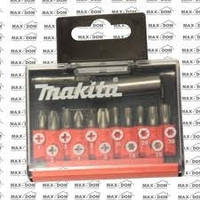 Набор сменных наконечников + ручка 12шт d-31083 Makita