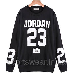 Свитшот мужской  Jordan 23 MVP | Кофта Джордан 23