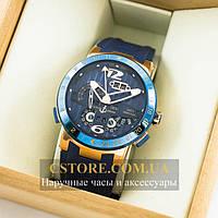 Часы Ulysse Nardin EL Toro Gold Blue (06771)
