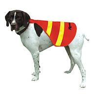Жилет для охотничьих собак Remington Safety Vest, оранжевый, маленький - 9-16 кг