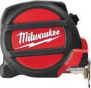 Рулетка 8м Milwaukee