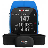Монитор сердечного ритма M400 BLU HR POLAR