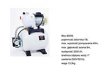 Насос для воды bse 80-19-k 800Вт 19l Nac NAC