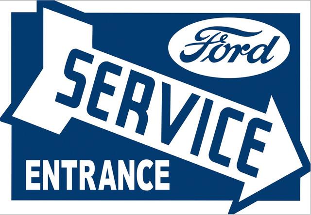 Услуги СТО Ford Service