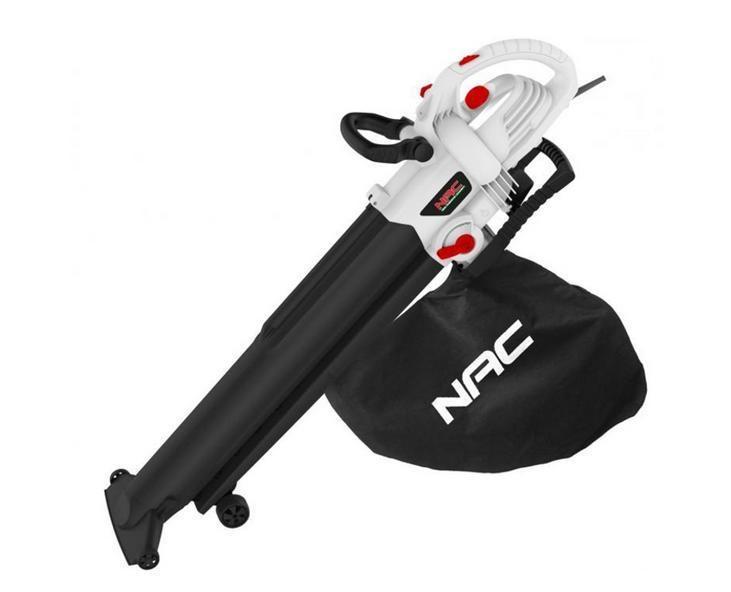 Садовый пылесос 3000Вт с измельчителем vbe300-as-ws-ch Nac NAC
