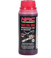 Масло для топливной смеси 0,1 л, 2-тактный Nac NAC