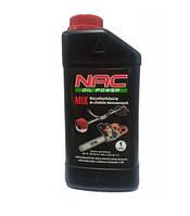 Масло для топливной смеси 1л 2-тактный Nac NAC