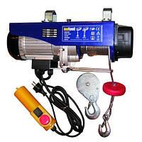 Лебедка электрическая 400/800 кг 1250 Вт Nutool