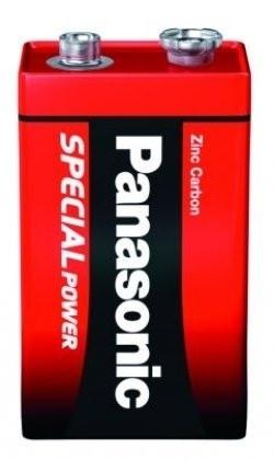 Аккумулятор 6f22r 9v 1шт. Panasonic