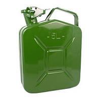 Канистра металлическая бензиновая 5л