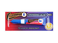Клей c Yjanopan 2g быстросохнущий эластичный клеевой шов Profix