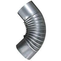 Колено трубы вентиляции 110