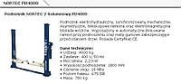 Домкрат подьёмник Nortec pd4000 /4t