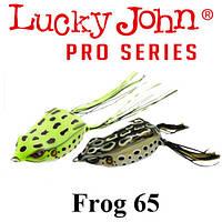 "Силикон Lucky John Pro Series FROG 2.6"" (1шт)"