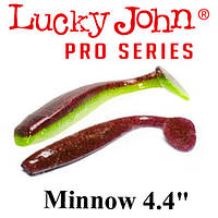 "Силикон Lucky John Pro Series MINNOW 4.4"" (5шт)"