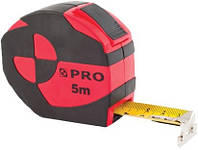 Рулетка PRO магнитная 8м