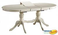 SIGNAL PL- Стол деревянный Anjelica bianco (Анжелика)