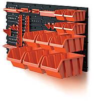 Стенд для  инструментов Prosperplast черная 80x40см 2шт