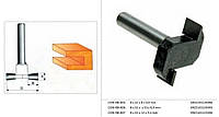 Фреза для деревообработки  fi=32 9,4 х 10 мм шток 8 мм Condor