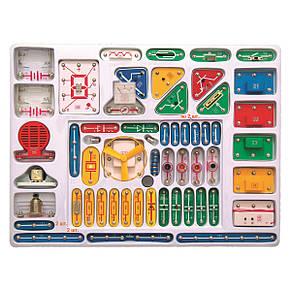 Конструктор «Знаток» (REW-K001) электронный, 999 схем, фото 3