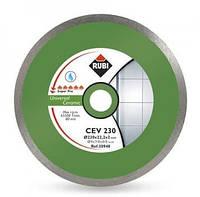 Алмазный диск для керамики cev 200 х 25,4 мм superpro Rubi