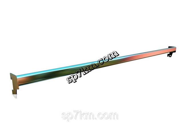 Тримач для кронштейнів овальний профіль , Довжина 1 м., фото 2