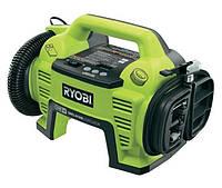 Насос-компрессор 18В r181-0 без аккумуляторов и зарядного устройства Ryobi