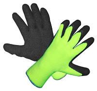 Рабочие перчатки типа dragon утепленные 414tr 11