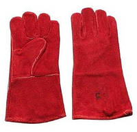 Перчатки сварочные с вставкой 301/321