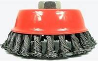 Щетка металическая 65мм чашечная с резьбой m14 Silver 10342