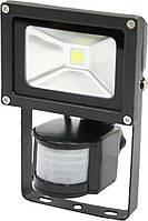 Прожектор светодиодный 30Вт с датчиком движения