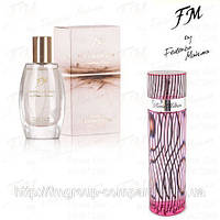 Женские духи FM 17 аромат Paris Hilton by ParisHilton (Пэрис Хилтон) Парфюмерия FM Group Parfum