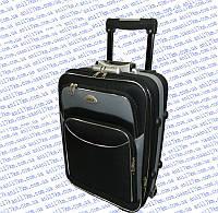 Средний дешёвый дорожный чемодан для лёгких поездок