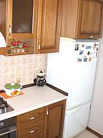 Меблі на кухню, виготовлення дере'яних кухонних фасадів