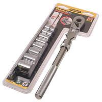 Торцевые ключи с шарнирной трещоткой 3/8 0-94-609 Stanley