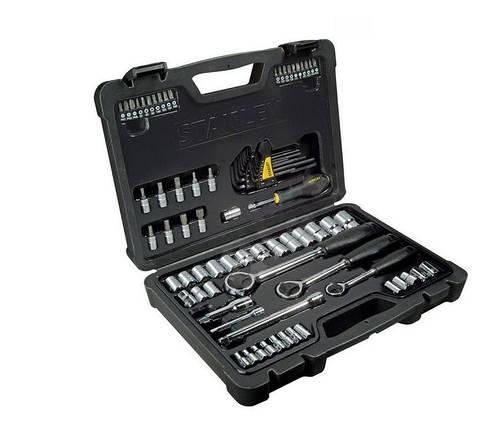 Набор ключей Stanley 80 элементов STHT0-73930