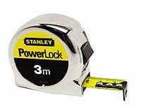 Рулетка 3Mx19мм micropowerlock Stanley