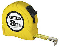 Рулетка 8м, пластиковый Корпус 1-30-457 Stanley
