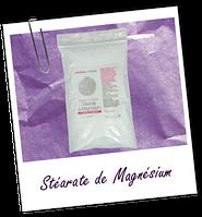 Компоненты для минеральной косметики: STARATE DE MAGNSIUM (стеарат магния) 20г.