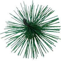 Шомпол fi=130мм волокна из нержавеющей стали