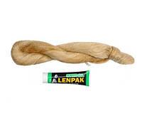 Гидравлический ремкомплект паста lenpak 65г + Лен сантехнический 100г TOYA