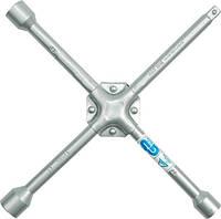 Ключ крестообразный усиленный 17x19x21x1/2 Vorel