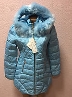 Женская куртка парка модная, фото 1